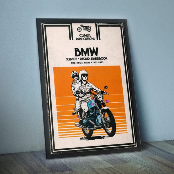 BMW R Twins Clymer manual