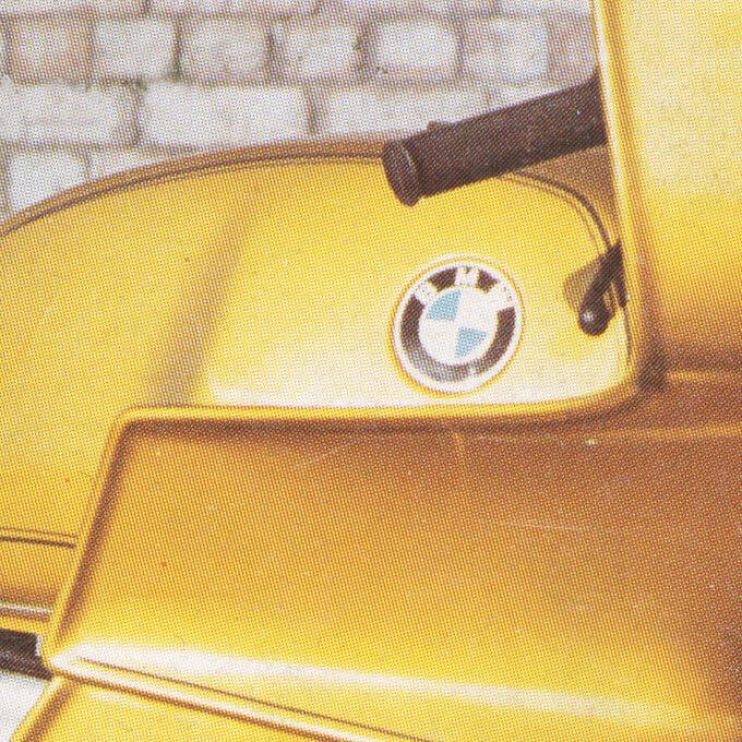 BMW R Twins Haynes manual cover detail
