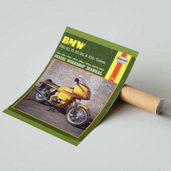 BMW R Twins Haynes manual cover