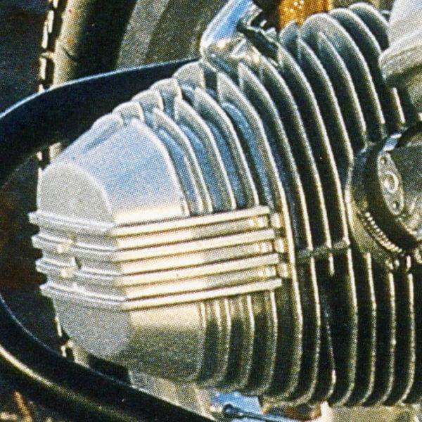 BMW R80G/S detail