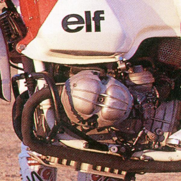 BMW R100 G/S Gaston Rahier Eddy Hau Loizeaux